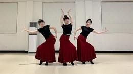 段希帆广场舞mp3月亮-傣族舞 原创 附教学