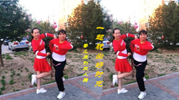 香儿广场舞一起玩出好时光-原创双人舞 附教学