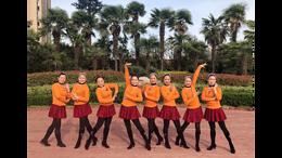 美久广场舞mp3一起玩出好时光-原创 自由步32步附教学